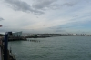 Southend Pier - the longest leisure pier in the world at 2.3km
