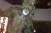 Tree man at Venice Brew House LA