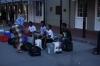 Drummers. New Orleans LA USA