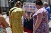 Anti Trump Band Wagon, New Orleans LA