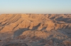 Ballooning over Temple of Hatshepsut and the Valley of the Kings, Luxor EG