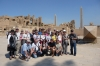 The gang, Karnak Temples, Luxor