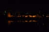 The lake at Karnak Temple, Luxor - sound & light show