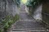 Steps on the climb to Fourvière, Lyon