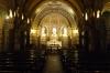 Inside the Basilique de Notre-Dame de Fourvière, Lyon