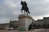 King Louis XIV in Place Bellecour, Lyon