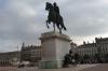 King Louis XIV in Place Bellecour, Lyon