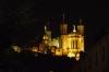 Basilique de Notre-Dame de Fourvière, Lyon at night
