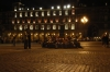 Plaza Major in the evening.  Great place to keep cool. ES