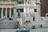 Monument to Alfonso XII in Parque del Buen Retiro, Madrid