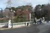 Lake in front of Palacio de Cristal in Parque del Buen Retiro, Madrid
