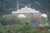 New Cathedral from Parque Historico Nacional Loma de Tiscapa