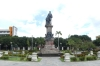 Monument to Tenreiro Aranha (1798-1861) founder of the Amazon province, Manaus BR