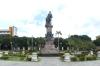 Monument to Tenreiro Aranha (1798-1861) founder of the Amazon province, Manaus BR