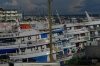 Port of Manaus from the Iberostar Grand Amazon cruiser, Manaus BR