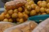 Oranges for sale outside the Mercado Municipal Adolpho Lisboa, Menaus BR