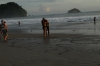 'Love' on Manuel Antonio Beach
