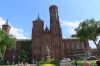 Smithsonian Castle, National Mall, Washington DC