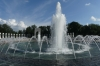 World War II Memorial, National Mall, Washinton DC
