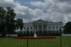 Back of the White House, Washington DC
