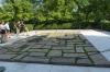 Jack & Jackie Kennedy's graves at Arlington National Cemetery, Washington DC