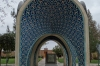 Tomb of Mohammad Chaftari. 1845
