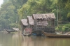 Boat ride from Vietnameses border (Vimh Xuong-Kaam Samnor) to Chau Doc