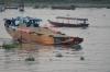 Bassac River at Chau Doc