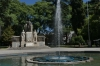 Fountains in the Italian Park, Mendoza AR