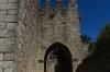 Puerta del Triunfo, medieval village, Trujillo