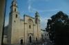 Merida Cathedral from Gobierno del Estado de Yucatan (Governor's Palace of Yucatan)