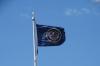 Utah flag. Four Corners, Arizona, New Mexico, Colorado & Utah