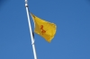 New Mexico flag. Four Corners, Arizona, New Mexico, Colorado & Utah