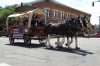 Horse & wagon. 4 of July in Durango, UT
