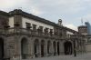 Capultepec Castle (at the grasshopper's hill)