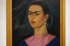 Self portrait. Frida Kahlo Museum