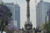 Angel de la Independencia in Paseo de la Reforma, Mexico City