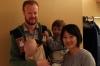 Lunch at Kitaohji, Tokyo, Japan with Mike, Natsumi, Minami & Josh