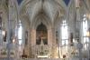 Inside the St Mary Basilica (1842), Natchez MS