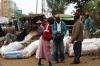 Scenes along the street, leaving Nairobi KE
