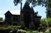 Rhine House, built after Hudson House was moved from the site. Beringer Vineyards, Napa Valley