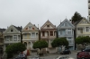 'Painted Ladies' at Alamo Park, San Francisco