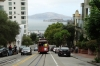 Cable Car on Hyde Street, San Francisco
