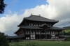 Todaiji Temple, home of Giant Buddha, Nara, Japan
