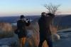 The photographers, Sunset at Bear Mountain, NY