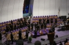 Choir, The Greater Refuge Temple, Harlem NY