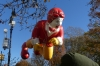 Ronald McDonald. Macy's Thanksgiving Day Parade around 65th Street, NY