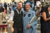 Evan & Stephanie following the Convocational, Columbia University, New York