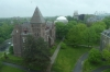 View from Johnson Museum of Art, Cornell University, Ithaca NY