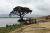Lunch stop, Ngorongoro Crater, Tanzania